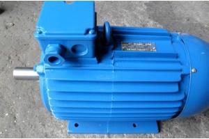Электродвигатель АМТН 132 М6  4.5/925 кВт/об