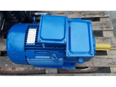 Электродвигатель МТН 112-6 5.0/925 кВт/об