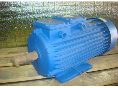 Электродвигатель МТН 411-6 22/960 кВт/об