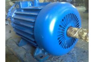 Электродвигатель МТН 011-6 1.4/880 кВт/об