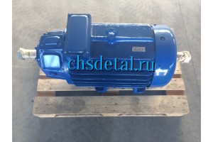 Электродвигатель 4МТМ 225 L6 55/955 кВт/об