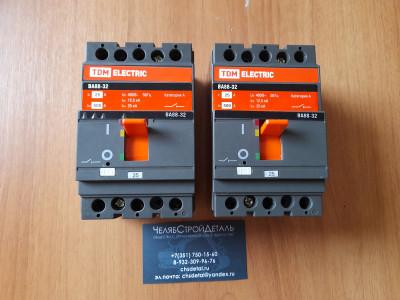 Автоматический выключатель ВА88-32 3Р 25А