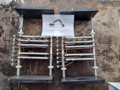 Блок резисторов БРП У2 ИРАК 434.331.001-21
