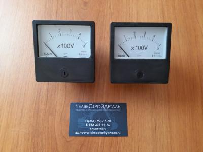 Вольтметр Е8030 (500В)