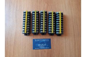 Блок зажимов БЗ24-4П25-В/В-10