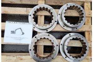 Полумуфта электродвигателя привода компрессора экскаватора ЭКГ №8 3171.00.002
