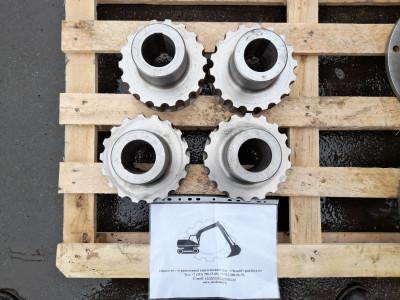 Полумуфта электродвигателя привода компрессора экскаватора ЭКГ №8 3171.00.001