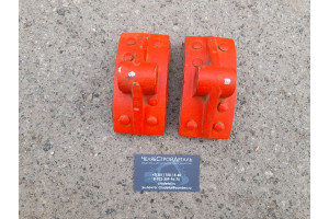 Колодка тормозная 200 TGL20-363002
